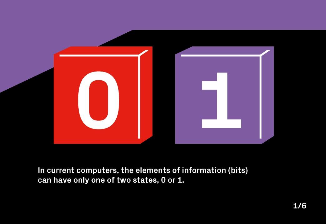 T qbits infographie new 01 - The Herculean tasks of quantum computing