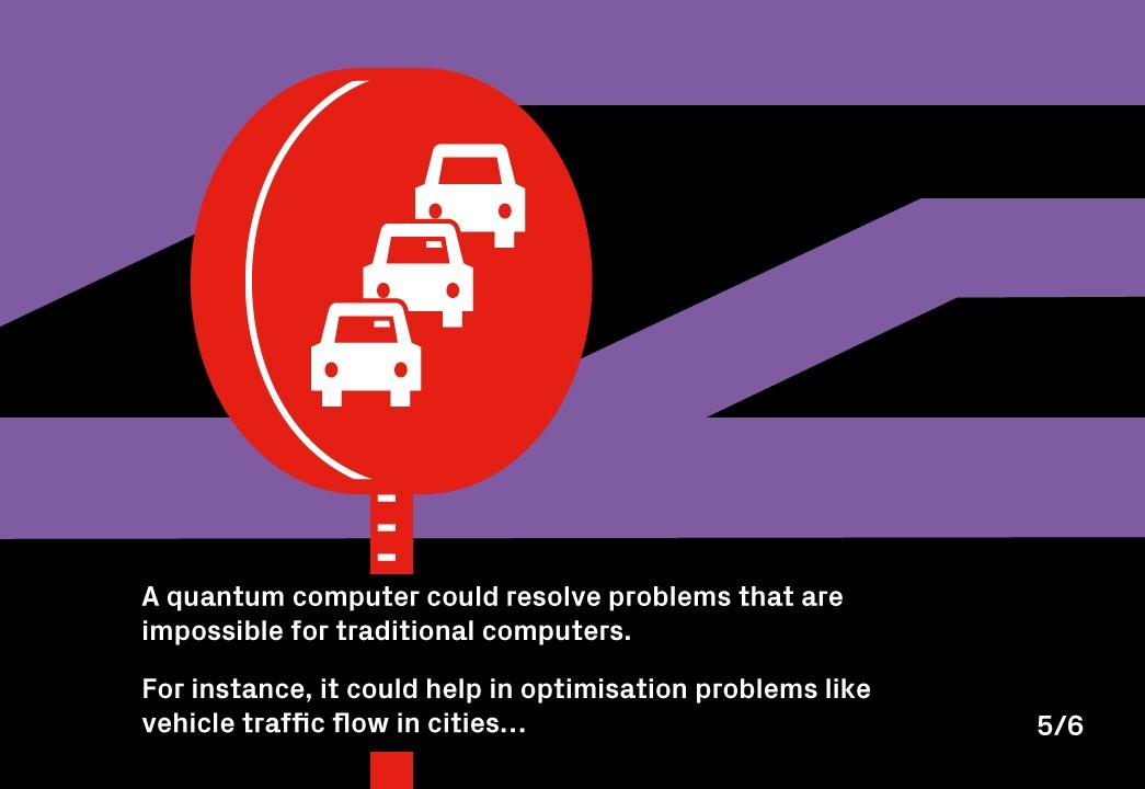 T qbits infographie new 05 - The Herculean tasks of quantum computing